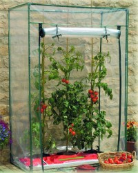 pvc greenhouse mini